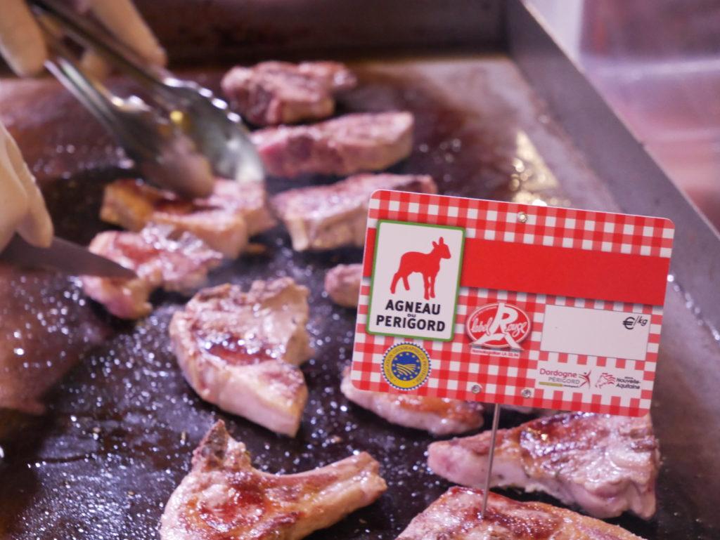 L'agneau du Périgord et l'Agneau de lait des Pyrénées à la conquête du Salon de l'Agriculture de Paris !